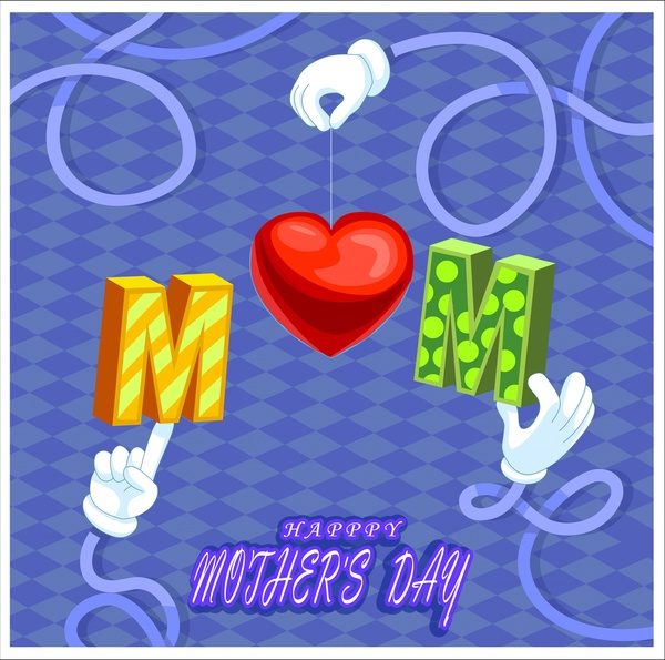 happy mothers day in heaven images