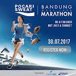 Pocari Sweat Bandung West java Marathon • 2017