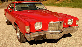 1972 Pontiac Grand Prix Model J Front