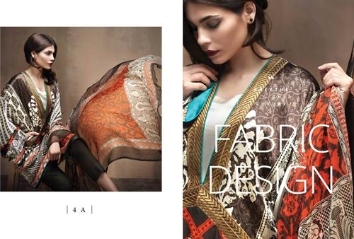 Sana Safinaz Embroidered Silk