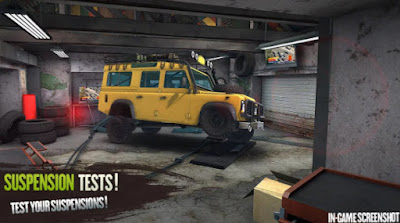 Revolution Offroad Mod Apk Unlimited Money Free Download