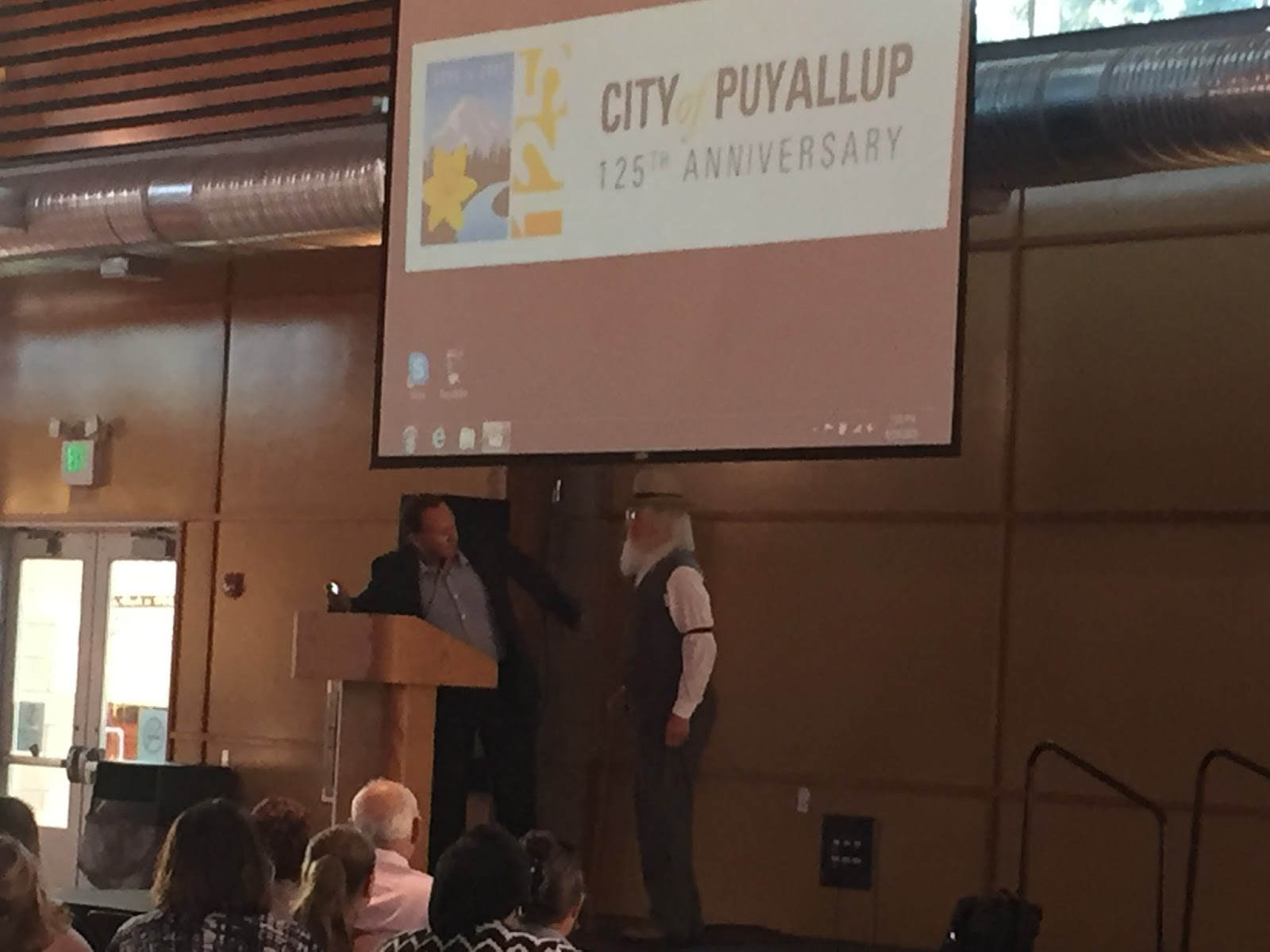 Puyallup Sumner Chamber Of Commerce Puyallup Celebrates 125 Years