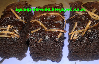 Cara Membuat Brownies Kukus Coklat Yang Lembut