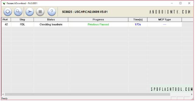 Firmware ZTE Blade l110/L111 6