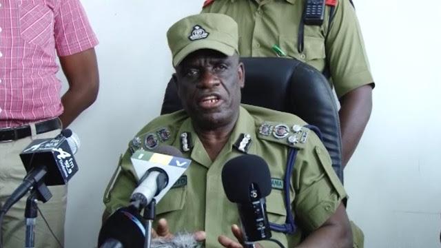 Jeshi la Polisi Dodoma Lawashikilia Wahamiaji