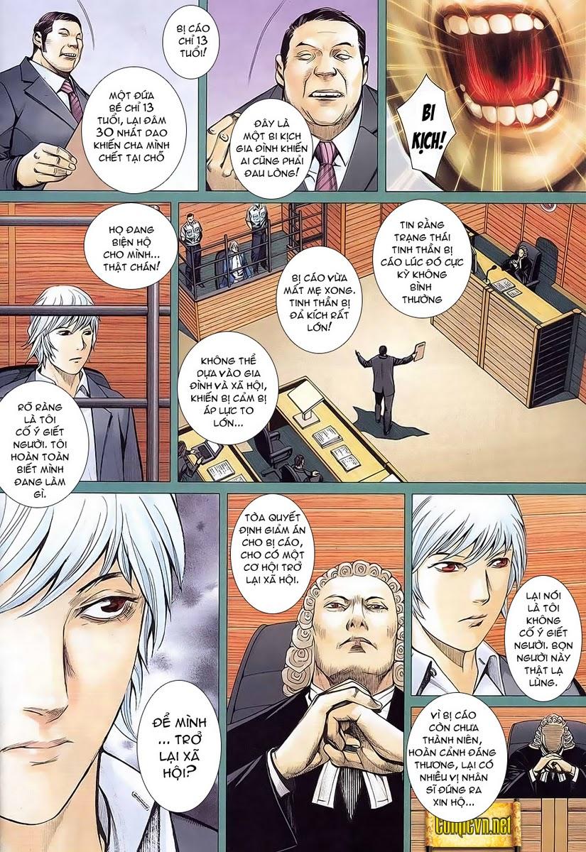 Dã Lang Và Marry chap 2 - Trang 8
