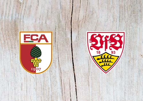 Augsburg vs Stuttgart - Highlights 20 April 2019