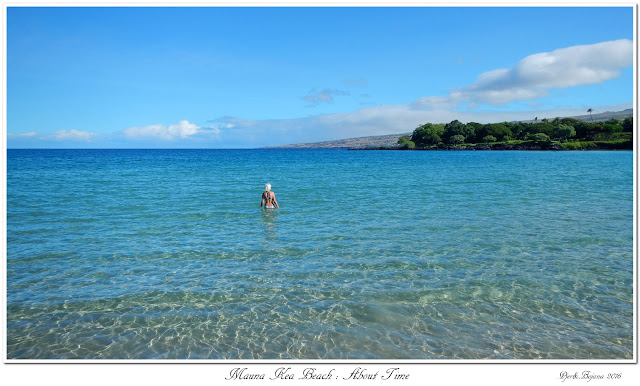 Mauna Kea Beach: About Time