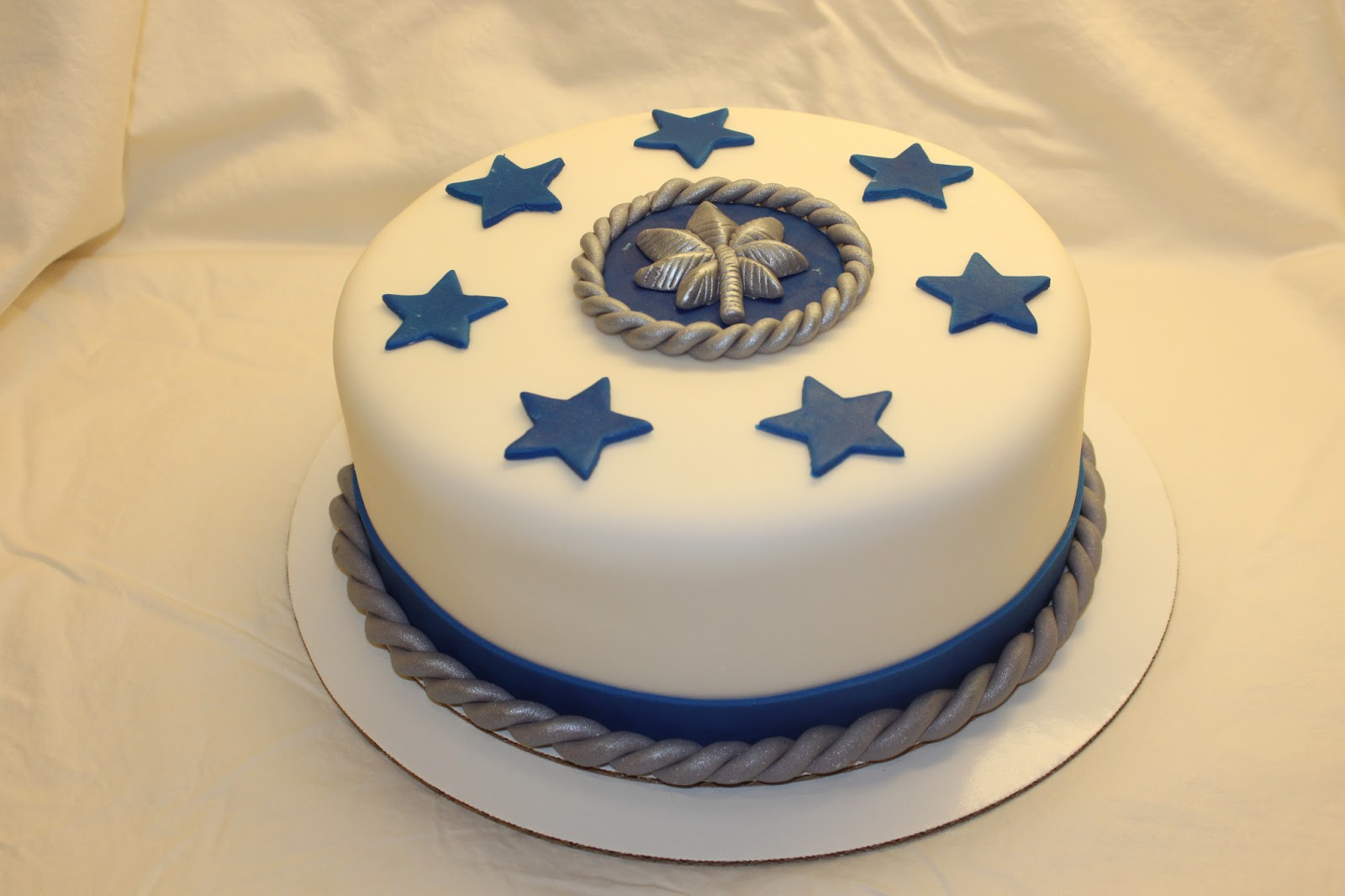 Cakes By Lee Army Ltc Promotion Cake