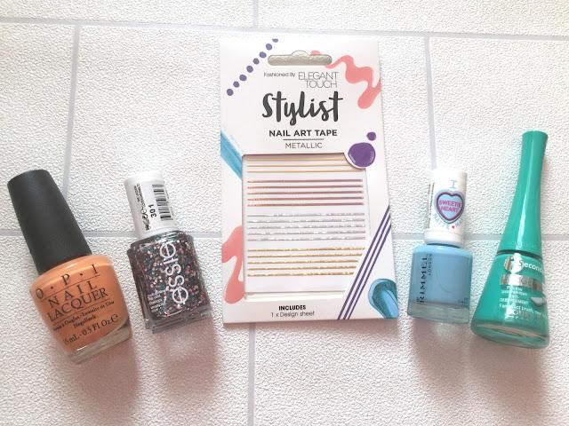 Nailbox -  Nail Polish And Products Subscription Box
