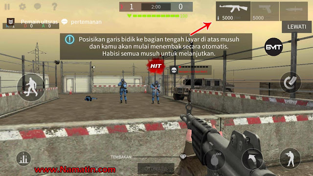 cheat point blank garena unlimited ammo tanpa root