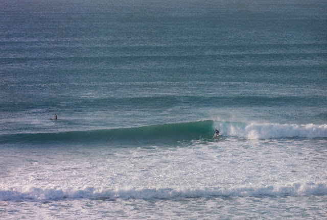 Surfing. Surfer, Waves, Beach