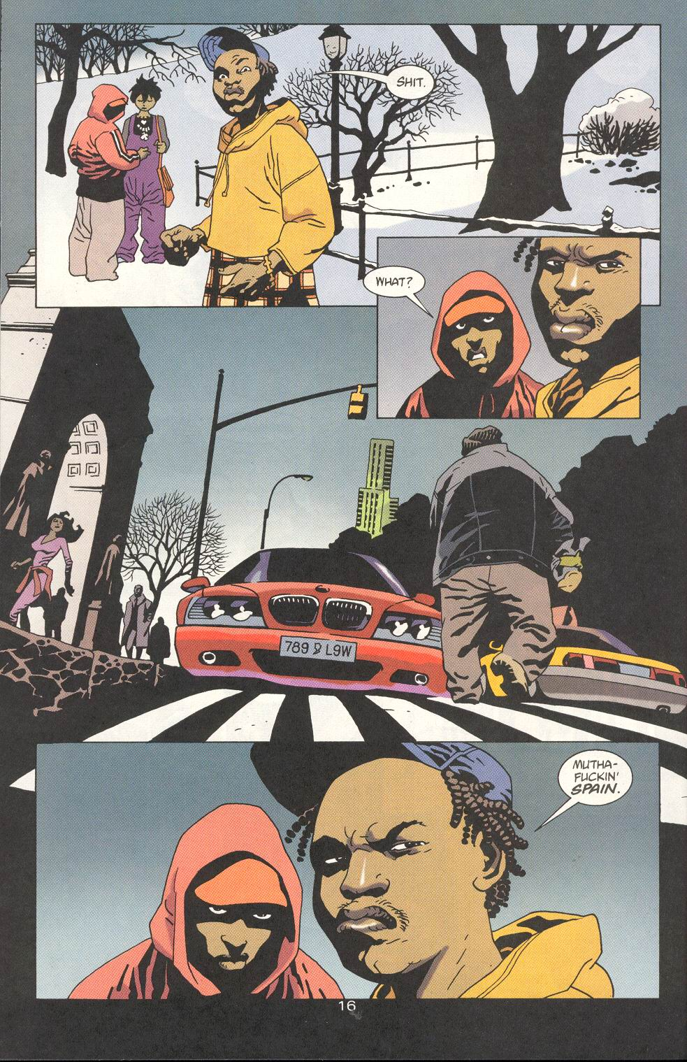 Read online 100 Bullets comic -  Issue #20 - 18