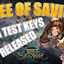 Tree Of Savior ★ Beta Test Keys Released