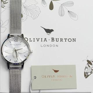 Jam Tangan Wanita Olivia Burton Flower