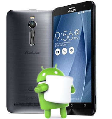 Asus Zenfone 2 ZE550ML 6.0 Marshmallow Firmware
