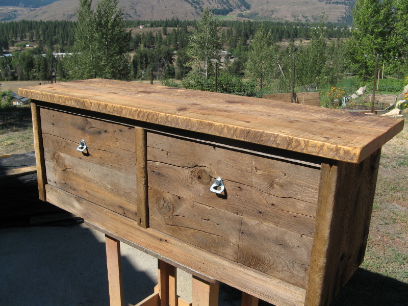 Methow Conservancy: Recycling at its Best - Small Pieces Of Wooden Furniture