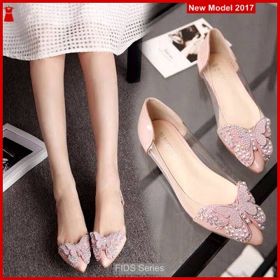 FIDS058 Sepatu Wanita Sepatu Flatshoes Elizabeth 197b41164c