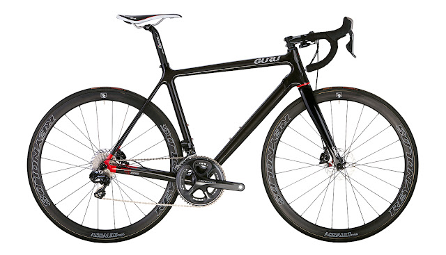 GURU PHOTON RX DISC, las GuruCycles no dejan de sorprender