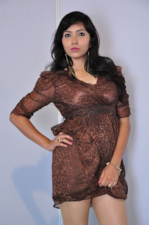 Actress Priyanka Rathod  Pictures in Short Dress at Love Cheyyala Vadda Movie Audio Launch  0058