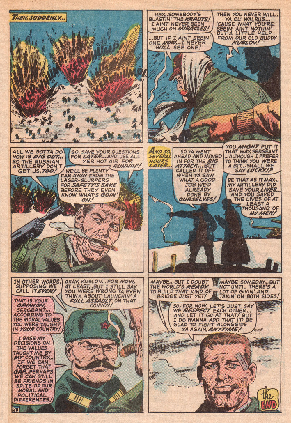 Read online Sgt. Fury comic -  Issue #73 - 29