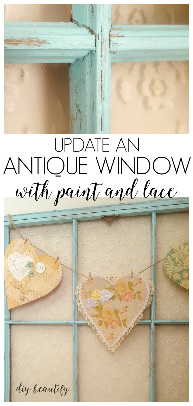 antique window update