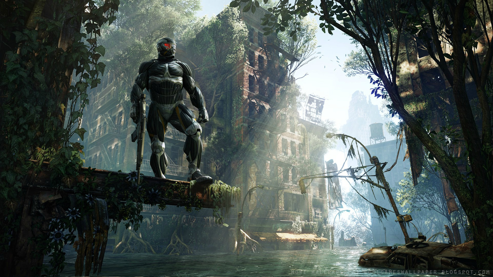 Crysis 3 2013 Video Game 4k Hd Desktop Wallpaper For 4k: Crysis 3 HD Desktop Wallpaper 3