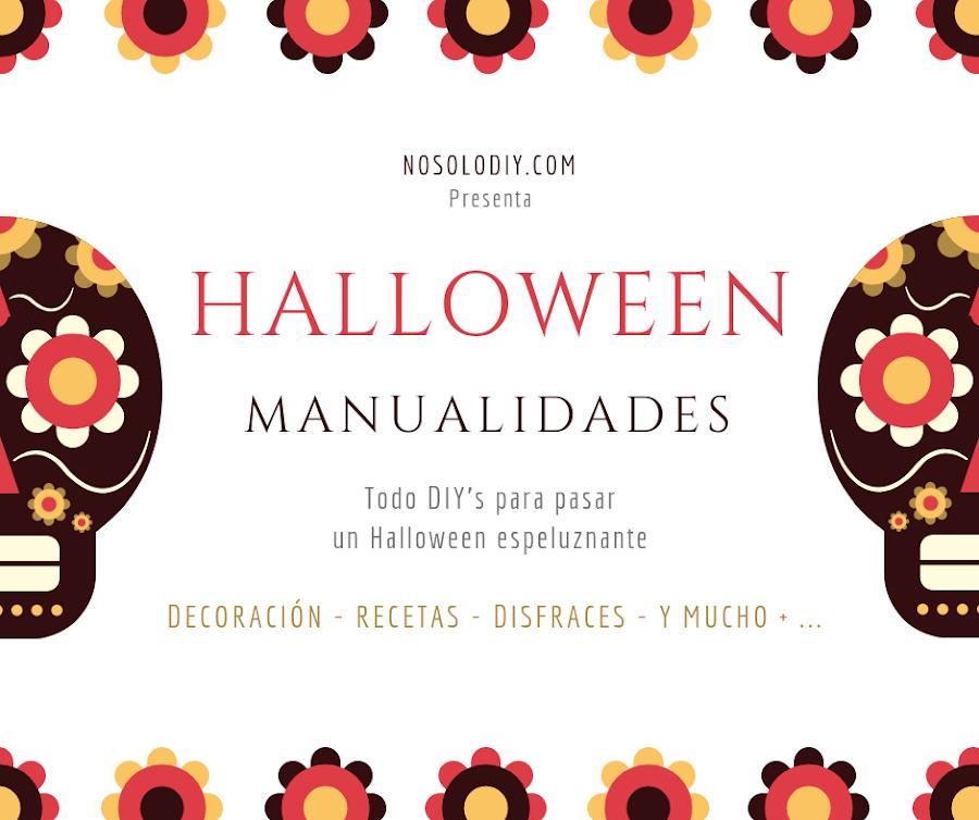 Manualidades para Halloween NSD