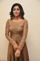 Eesha looks super cute in Beig Anarkali Dress at Maya Mall pre release function ~ Celebrities Exclusive Galleries 038.JPG