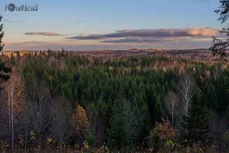 Skats no Krievkalnu vaļņa