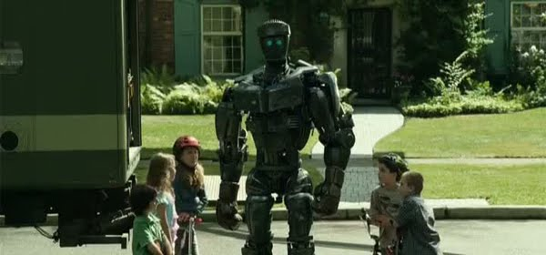 Single Resumable Download Link For Real Steel (2011) In  Dual Audio