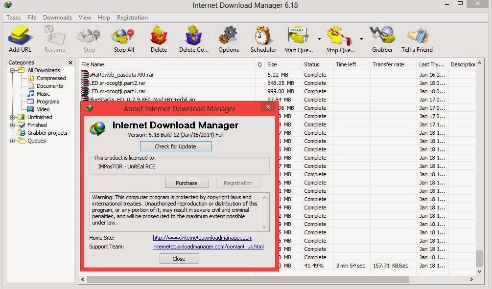 idm 6.30 full version with crack free download rar