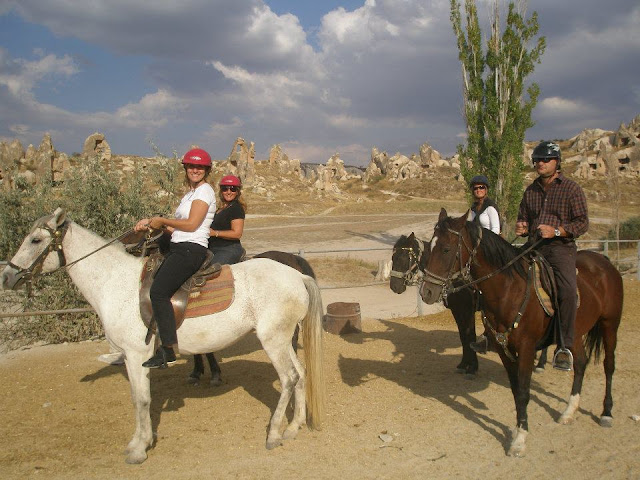 ürgüp, nevşehir, horse riding, at safari, at turu,