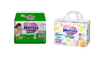 Harga Merries Popok Bayi Terbaru 2017