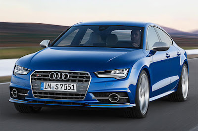 Audi RS7 Performance wallpaper