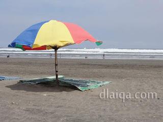 payung santai disewakan, hehehehe
