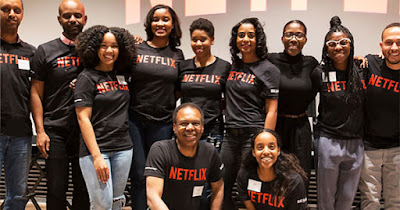Netflix Black employees