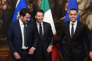 Η σημερινή υπονόμευση της αντισυστημικής Ιταλικής κυβέρνησης από το  κατεστημένο των Βρυξελλών 855a1f9e712