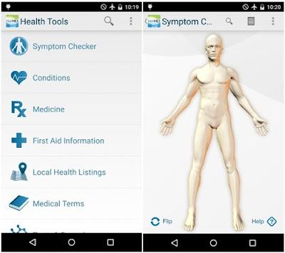 aplikasi kesehatan webmd