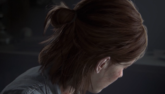 Ellie será el personaje jugable en The Last of Us Parte II