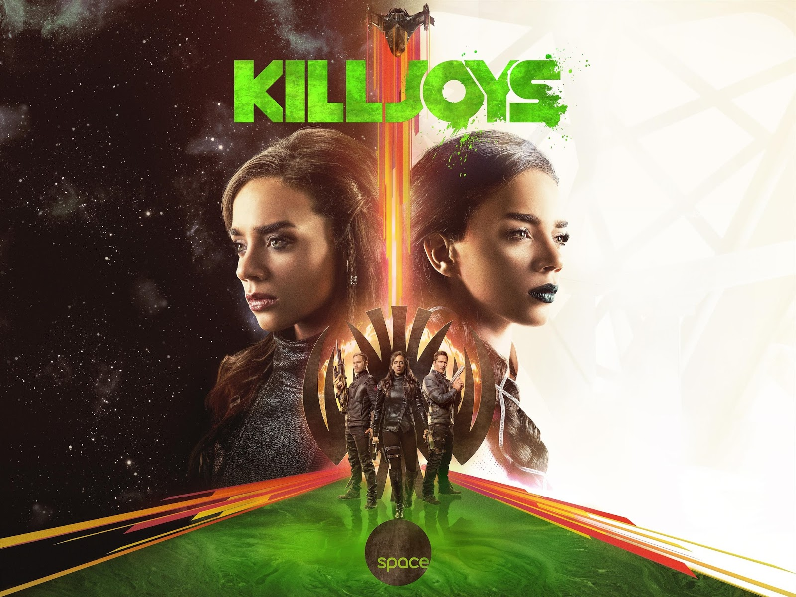 Tercera temporada de Killjoys