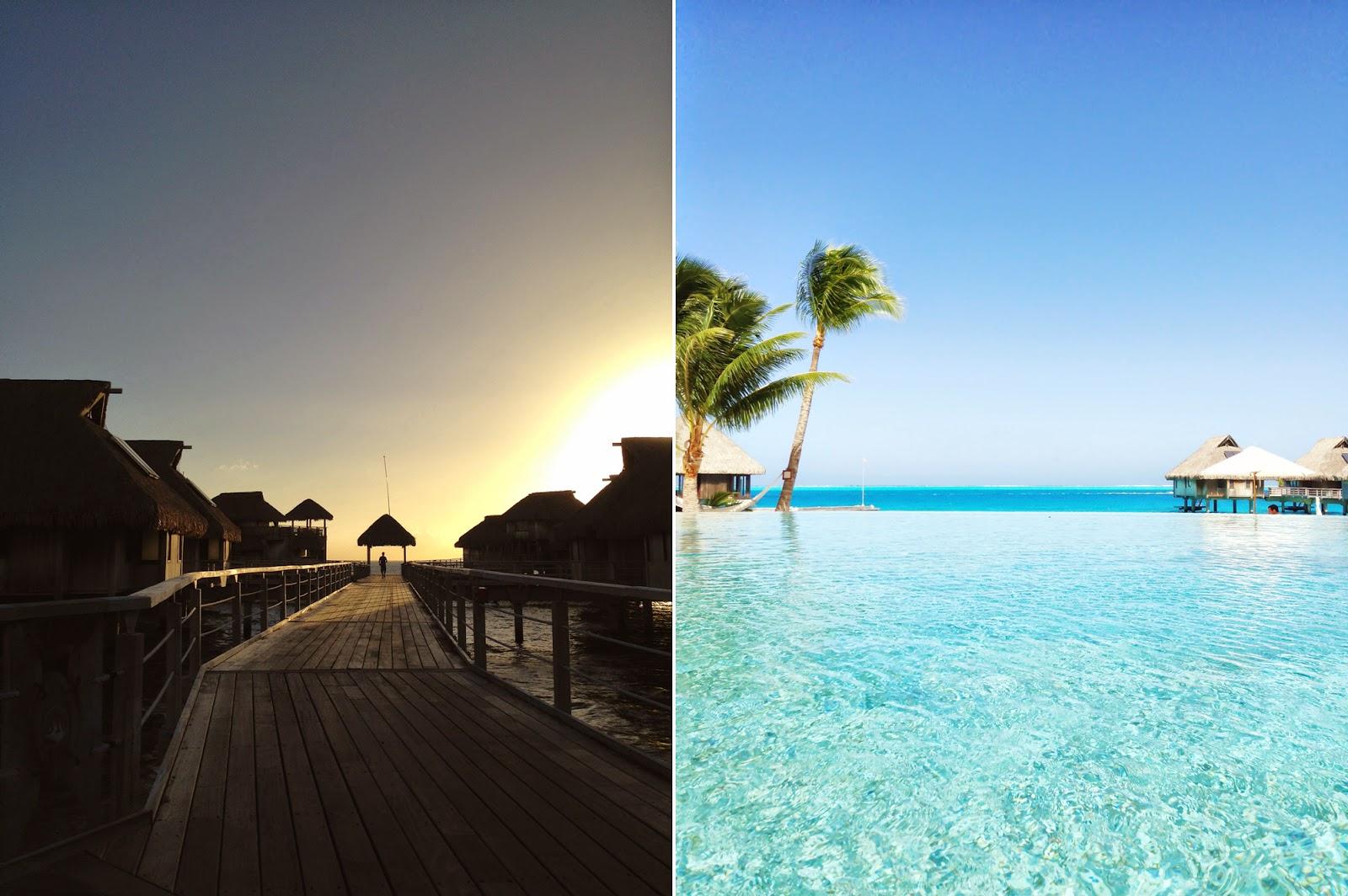 paraíso bora bora tahití
