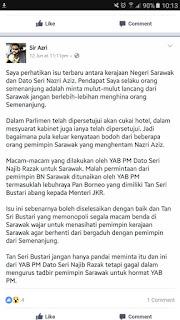 Polis Sarawak mohon bantuan rakan di Semenanjung siasat PapaGomo