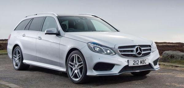 2016 New Mercedes-Benz E-class Estate revealed