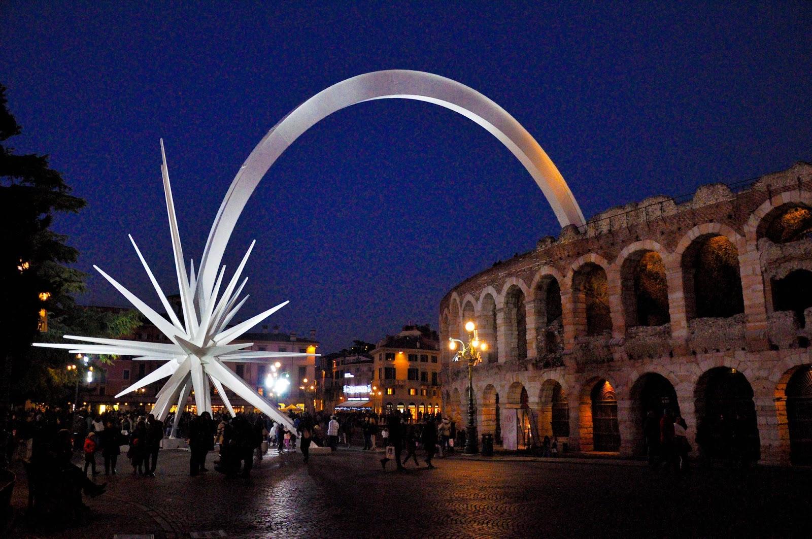 The Christmas Star, Arena di Verona, Verona, Veneto, Italy