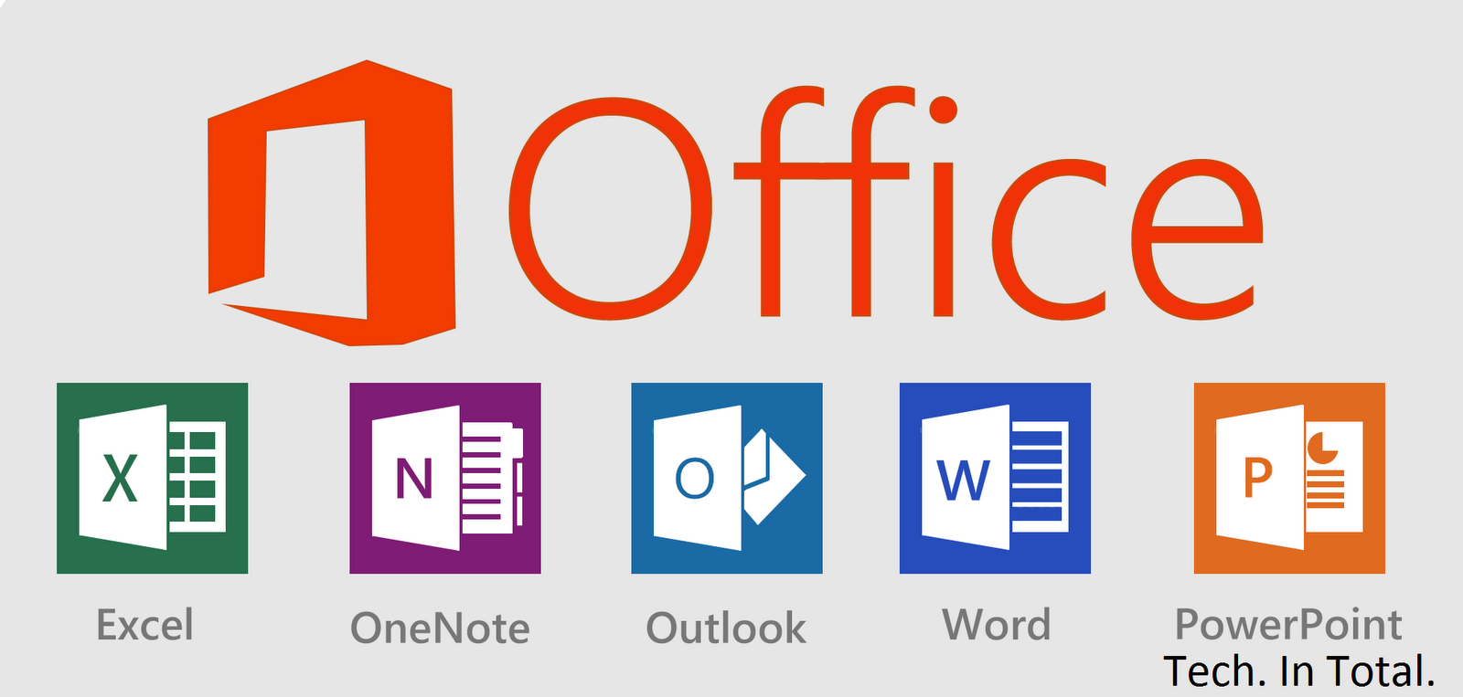 Tech  In Total : Microsoft Expected to Uncrate Office 15