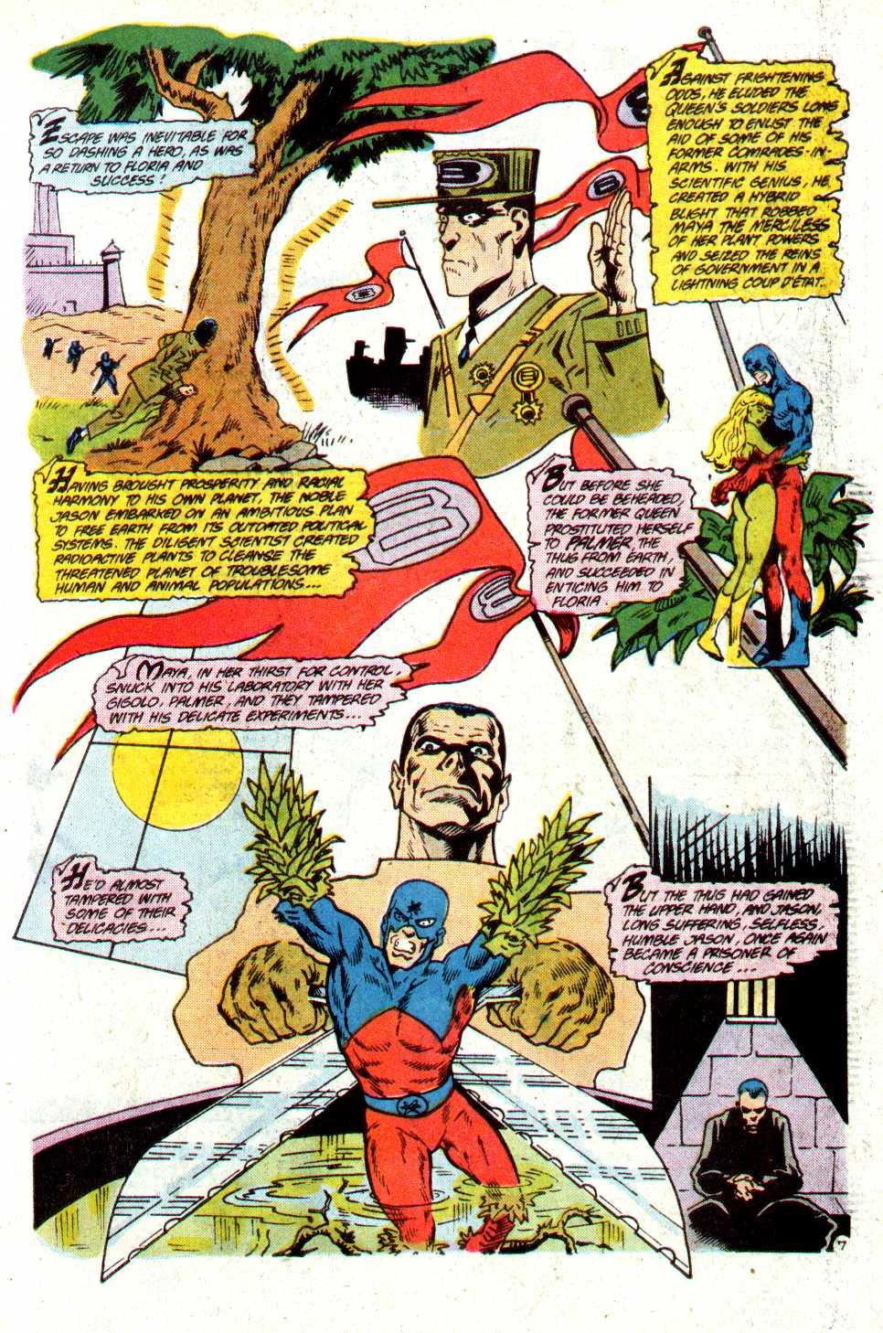 Read online Secret Origins (1986) comic -  Issue #23 - 31