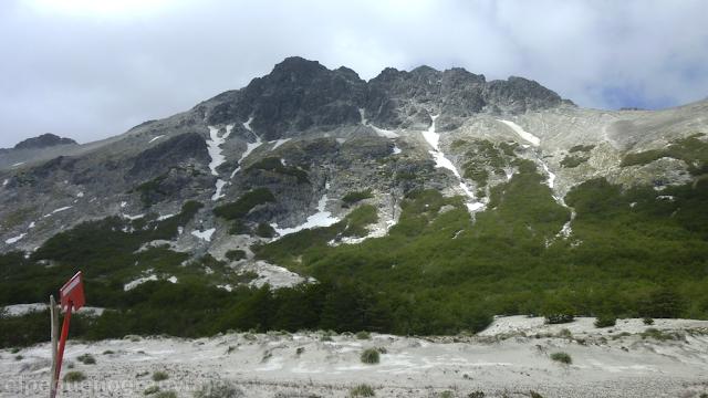 Cajón Negro, Villa la Angostura, montaña