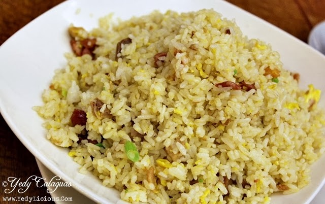 Aristocrat Restaurant Menu - Shanghai Fried Rice