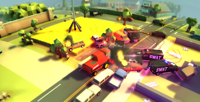 Reckless Getaway 2 v 1.4.1 Mod Apk (Unlocked)